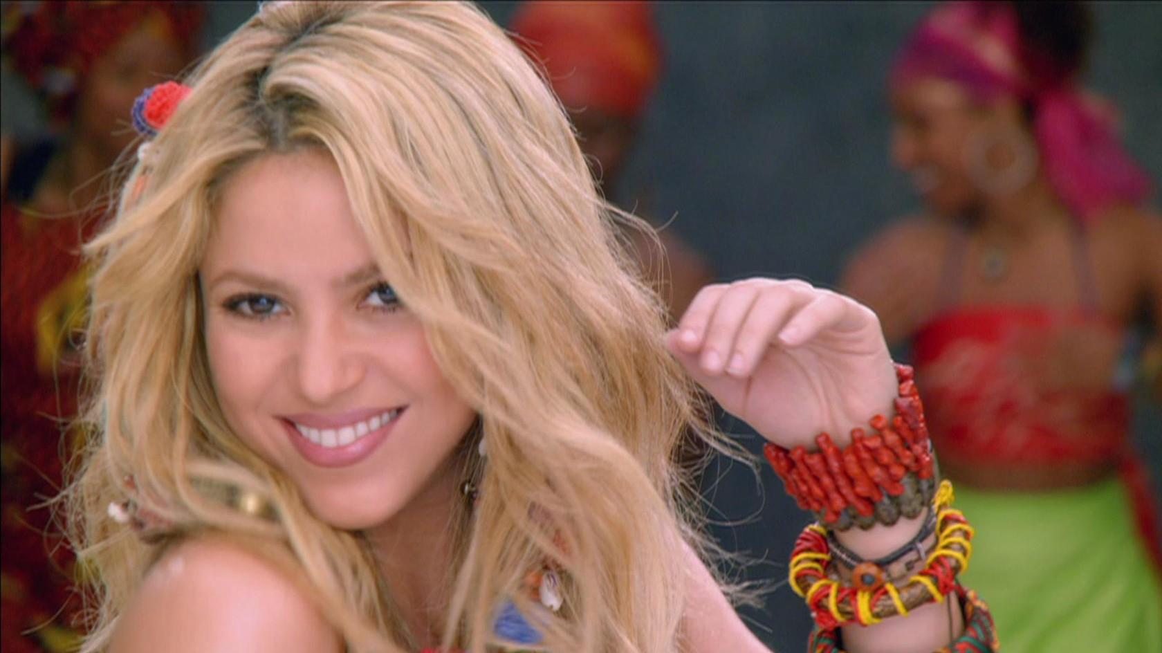 Shakira Waka Waka Song