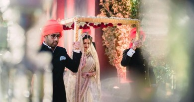 Asin rahul sharma wedding Picture