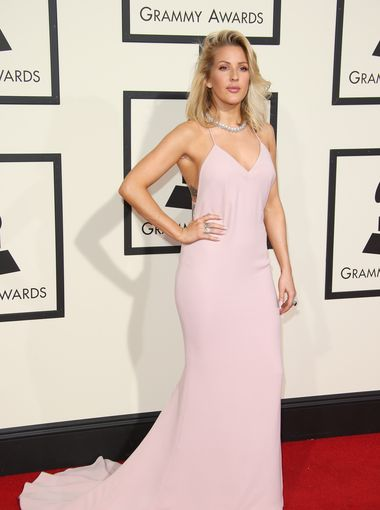 Ellie Goulding 2016 Grammy Awards