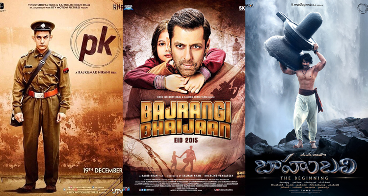 List of highest-grossing Indian films