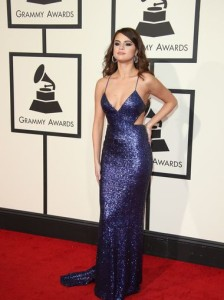 Selena Gomez 2016 Grammy Awards