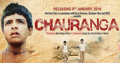 Chauranga Movie Trailer