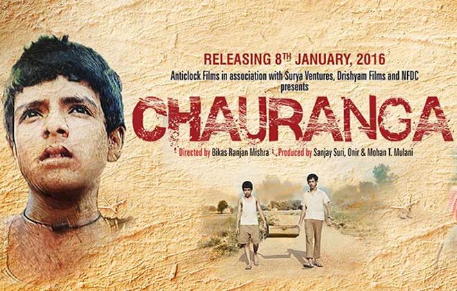 Chauranga Movie Trailer
