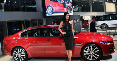 katrina kaif Auto Expo 2016
