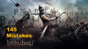 bahubali Movie Mistakes