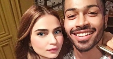 hardik pandya and lisa sharma