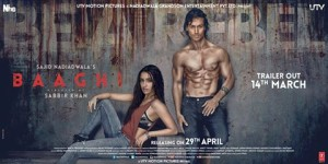 Baaghi‬ Movie