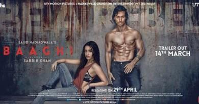 Baaghi Movie