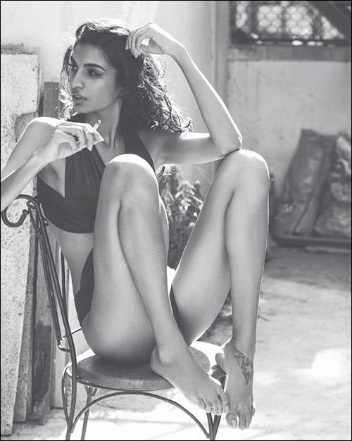Anushka Manchanda Maxim Photo Shoot