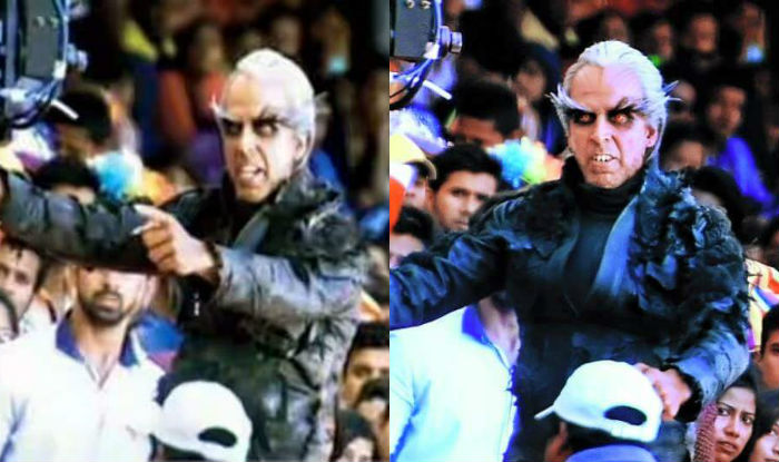 Akshay Kumar First Look in Enthiran 2.0