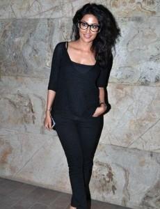 chitrangada singh wearing nerd glasses