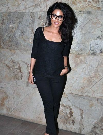 chitrangada singh wearing nerd glasses