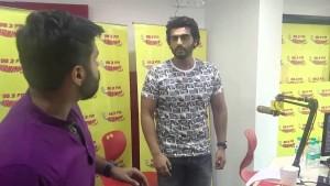 Arjun Kapoor slapped a Radio Jocke