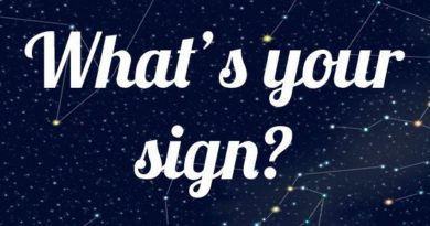 What your Zodiac Sign