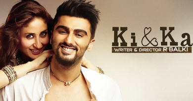 Ki And Ka movie Review and rating