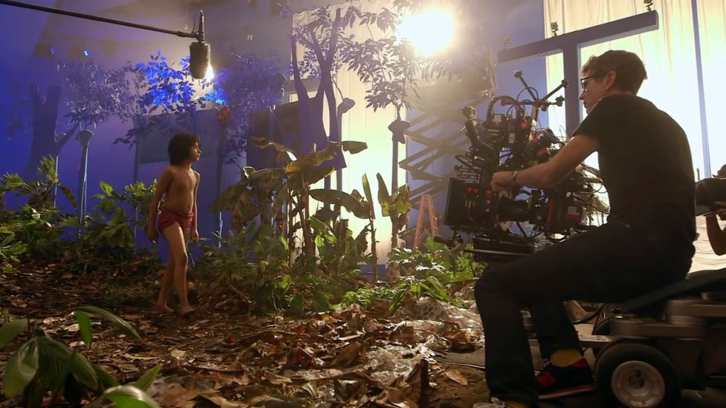 Making of The Jungle Book