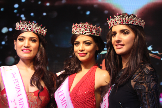 Miss India 2016 Priyadarshini Chatterjee 4