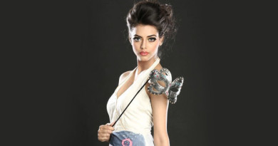 Miss India Priyadarshini Chatterjee