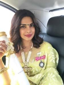 Priyanka Chopra receives Padma Shri 1