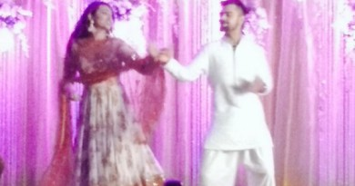 Virat Kohli Sonakshi Sinha dance at rohit sharma sangeet ceremony