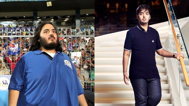 anant ambani weight loss 1