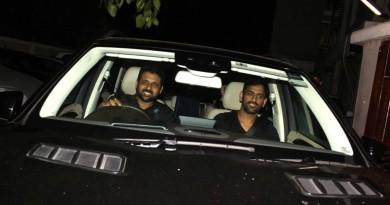 dhoni and salman khan