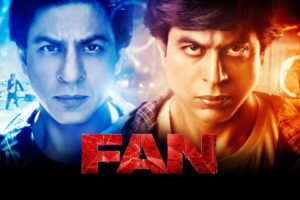 Shah Rukh Khan beacome FAN
