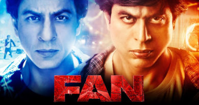 Shah Rukh Khan beacome FAN
