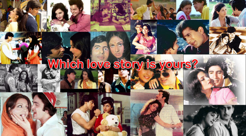 Which love story is yours?