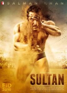 salman khan sultan poster