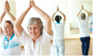 top 5 benefits of yoga and gym 1