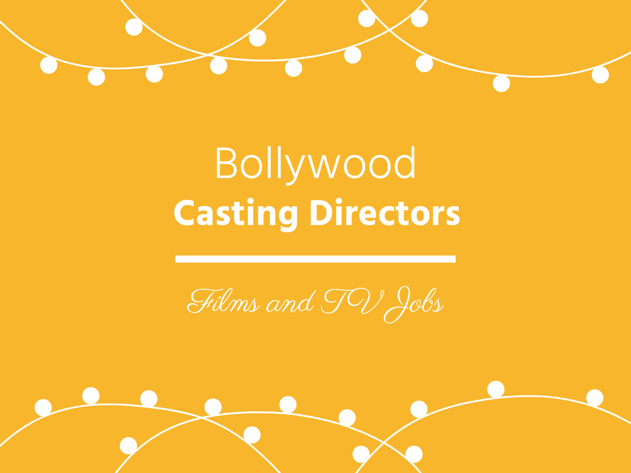 Famous Casting Directors In Bollywood Can Make Your Career Invincible