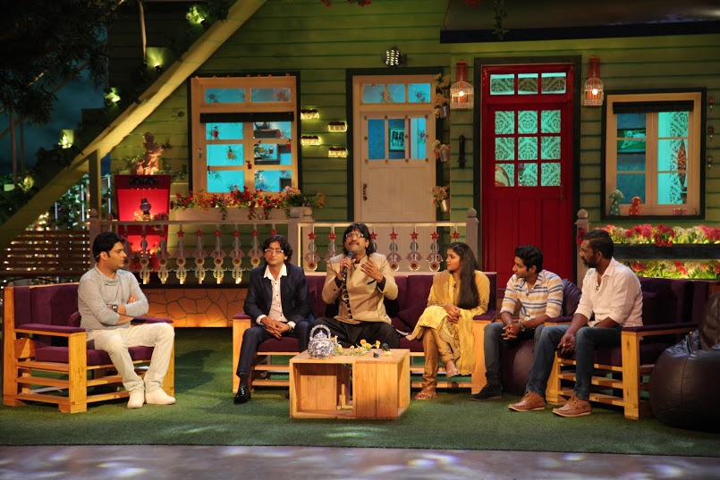 Team 'Sairat' to promote film on 'The Kapil Sharma Show' -