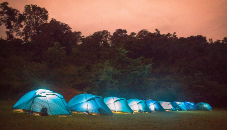 Bhandardara Fireflies season