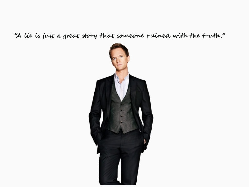 barney stinson quotes awesome
