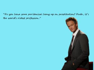 barney stinson quotes about life