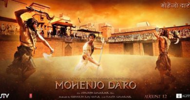 mohenjo daro Movie review