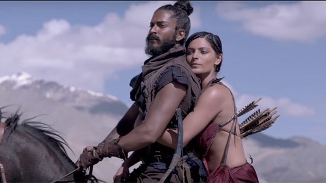 mirzya saiyami and harshvardhan
