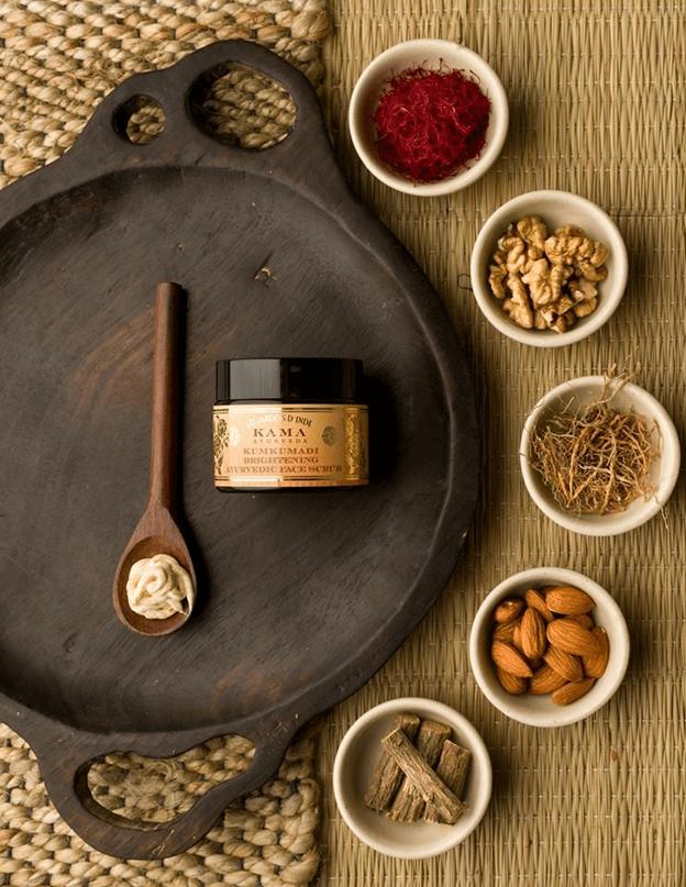 kama ayurvedic herbs for acne treatment