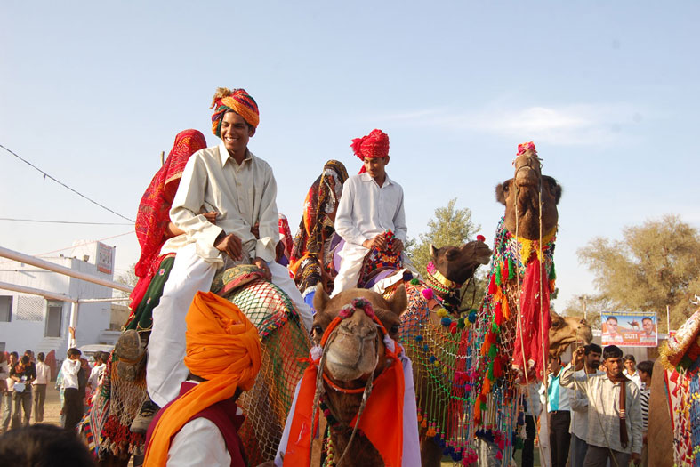 people of rajasthan