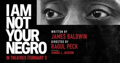 I Am Not Your Negro Review