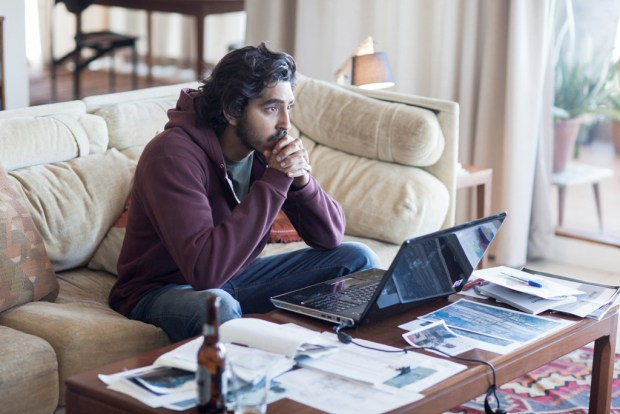 "Dev Patel stars as Saroo Brierly, an orphan who searches for his family in India, in ""Lion."" MUST CREDIT: The Weinstein Company"