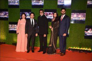 Sachin Tendulkar Amitabh Bachchan