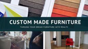 Custom Made Furniture in mumbai