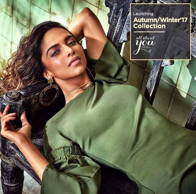 Deepika Padukone Myntra Photoshoot 5
