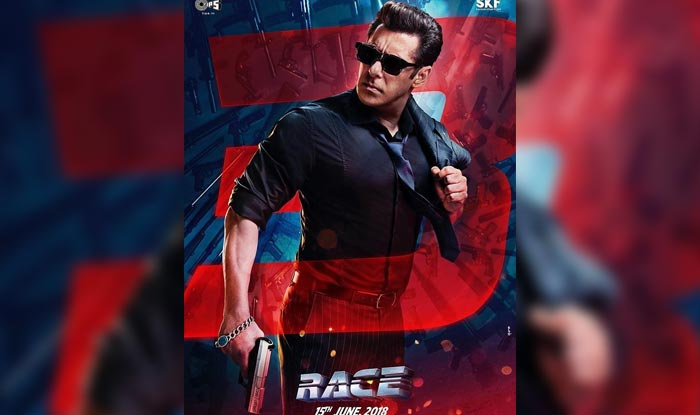 salman khan race 3 first look