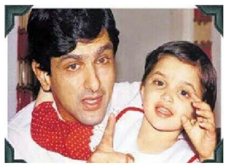 deepika padukone childhood images with father Prakash Padukone