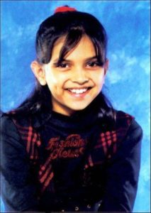 deepika padukone childhood pictures