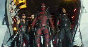 Deadpool 2 Movie Poster2