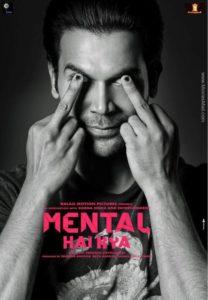 Mental Hai Kya Official Poster 2